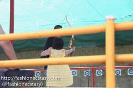 台南走馬瀨農場 「射箭區」Tsou ma lai farm tainan - Archery area