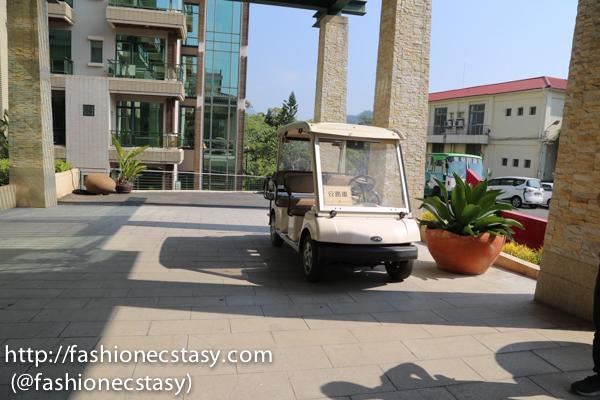台南走馬瀨農場高爾夫球車導覽 Tsou Ma Lai Farm Golf cart tour