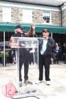 CFC BBQ TIFF 2018 Norman Jewison & Mayor Mel Lastman