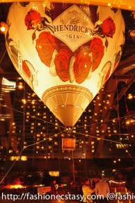 Hendrick's Gin's L.E.V.I.T.A.T.R.E. Hot Air Balloon Nuit Blanche Toronto 2018