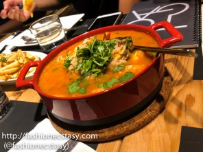 葡式海鮮燉飯 Arizona de Marisco seafood rice) $800