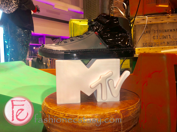 MTV x Christopher Bates Sneakers at Gotstyle launch