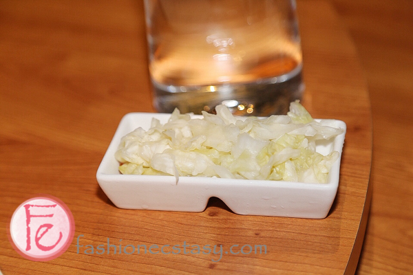 叁和院泡菜 Sanhoyan pickled cabbage (kimchi)