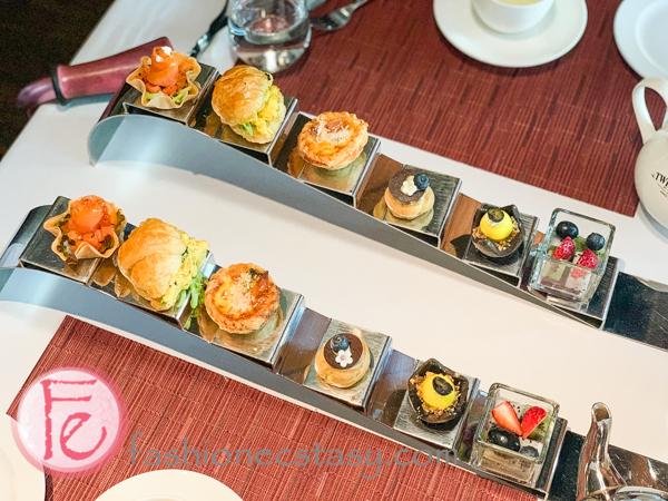 去年找到維多麗亞大飯店La Festa下午茶套餐 ( Grand Victoria Hotel La Festa Afternoon tea set)