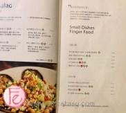 純素食餐廳菜單 URBN Culture Vegan menu