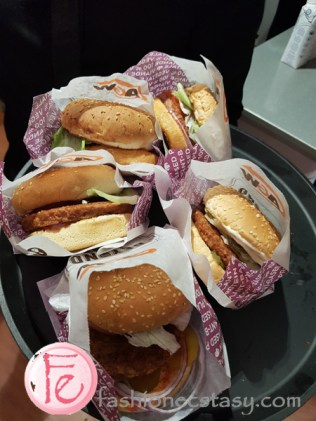 A&W meatless Beyond Meat Burger RC Show Canada 2019