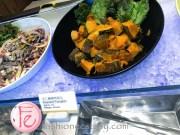 杏仁焦糖烤南瓜 (almond caramelized pumpkin)