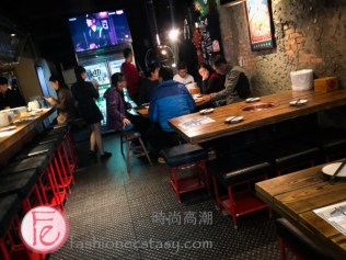 米炭火燒肉餐廳環境/ Mi Barbecue Taipei Huilong Restaurant environment