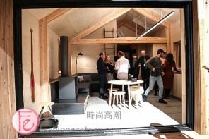 Backcountry Hut Company at IDS Interior Design Show Toronto opening night