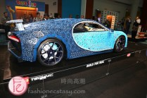 Lego Bugatti at Canadian International Autoshow 2019