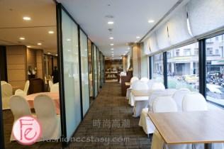 淡水亞太飯店「綠樣餐廳」(AP Hotel's Green Restaurant)