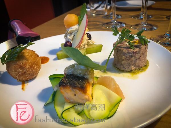 時尚高潮米其林VIP聚餐 Fashion Ecstasy VIP Michelin Foodie Event