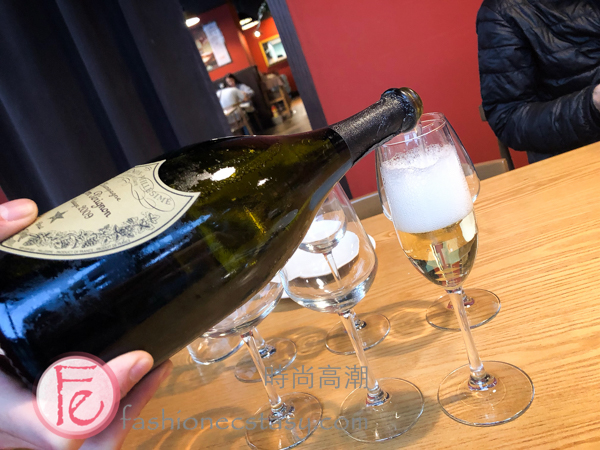 時尚高潮米其林VIP聚餐「香賓王」 Fashion Ecstasy VIP Michelin Foodie Event Dom Perignon
