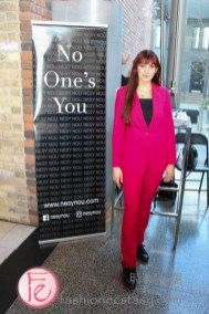 Nesynou at Run The World 2019 event Fashion Show & Night Market 2019 Female Entrepreneurs & Women Empowerment
