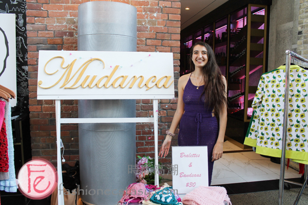 """mudança at Run The World 2019 Fashion Show & Night Market Female Entrepreneurs & Women Empowerment"