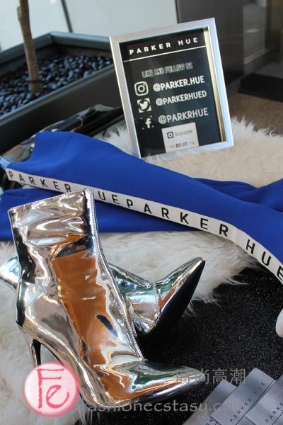 Parker Hue fashion shoes at Run The World 2019