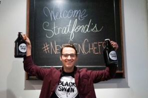 Stratford #nextgenchefs Black Swan Brewing
