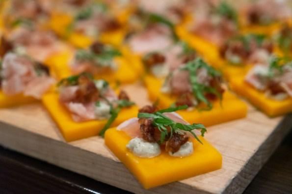 Savour Stratford Culinary Guide #nextgen chef Launch at richmond station