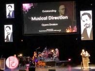 """Gopher Mokrzewski of """"Kopernikus,"""" winner of Dora Mavor Moore Awards 2019: Opera Division"""