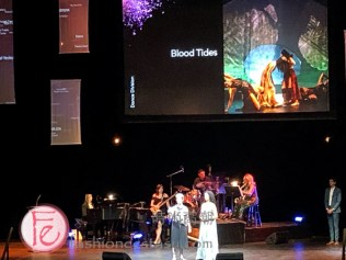 Blood Tides, winner of Dora Mavor Moore Awards 2019: Dance Division