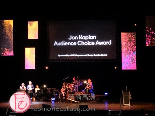 Jon Kaplan Audience Choice Award, Dora Mavor Moore Awards 2019 Toronto