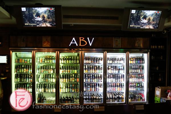 ABV 世界精釀啤酒餐廳&厲害的精釀啤酒 / ABV Beer Restaurant & Its Awesome Beers