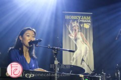 Honey Jam Concert 2019 Toronto at The Mod Club discovering all female new talents