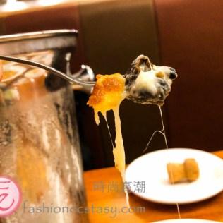 """「奶香起士焗烤田螺」($160) / """"escargots in garlic butter sauce and cheese""""($160nt):"""