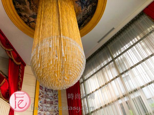新店碧潭-帝景飯店 Lake Hotel Xindian Bitan New Taipei City lobby