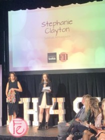 Stephanie Clayton, SickKids ambassador