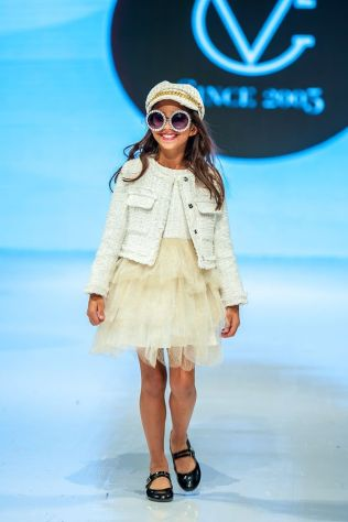 VC at Toronto Kids Fashion Week 2019 / 多倫多兒童時裝週 2019