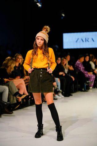 Zara at Toronto Kids Fashion Week 2019 / 多倫多兒童時裝週 2019