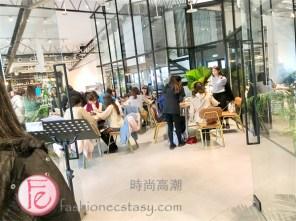 Polar Cafe 用餐環境 / Polar Café Ximen restaurant Environment