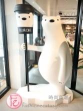 時尚高潮食記 北極熊寶拉熊西門旗艦店 - Polar Cafe MRT Ximen flsgship store review & vlog