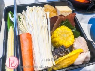 老先覺火鍋料&蔬菜盤($165)/ Old God hotpot ingredients