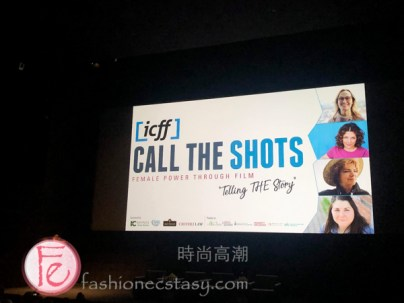 "Italian Contemporary Film Festival -Call the Shots: Female Power through Film for International Women's Day & ""The Stolen Caravaggio/Una storia senza nome"" Screening & Review - ICFF(多倫多意大利當代電影節為38婦女節提倡女權主義+特映會"