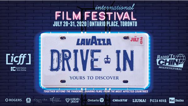 ICFF 2020 Lavazza Drive-In Film Festival / 多倫多2020義大利當代路邊汽車電影節