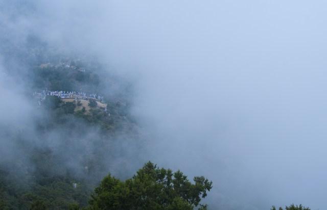 掀開霧娘面紗的阿卜哈沙烏地霧成之旅遊記 / A Journey to the City of Fogs and Lover of Clouds - Abha, Saudi Arabia
