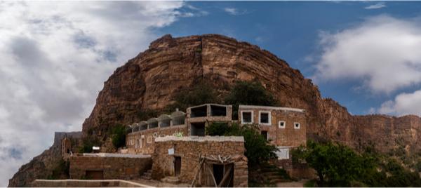 阿卜哈懸村 「Habala 」/ Habala, Ahba's hanging village