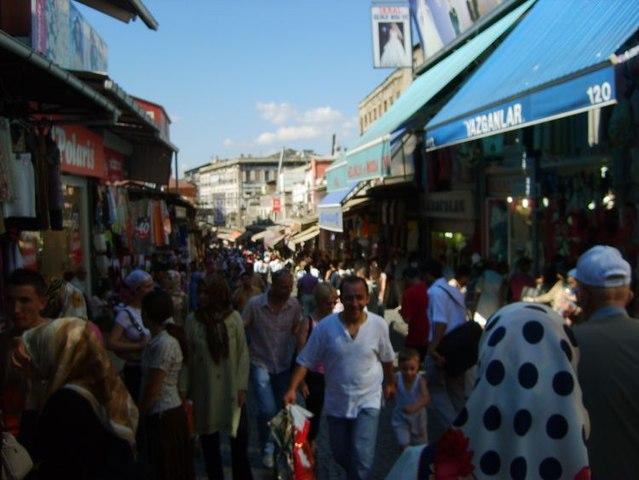 伊斯坦堡市集 / Mahmut Pasha Bazaar, İstanbul,