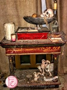 Casa Loma Legends of Horror Halloween event - 多倫多卡薩洛馬古堡萬聖節鬼屋活動