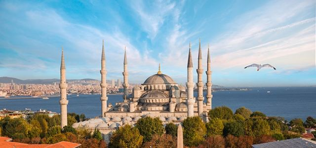 The Blue Mosque Istanbul, Turkey travel blog