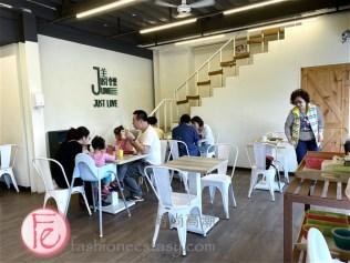禚食樂Just Love早午餐餐廳環境 / Just Love Breakfast & Brunch Restaurant environment, Tamsui