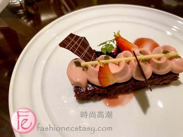 """Raspberry Chocolate Cake ($250TWD)"