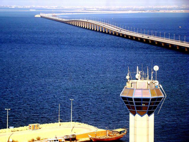 赫德國王跨海大橋 / King Fahd Causeway (Jisr al-Malik Fahd Bridge)