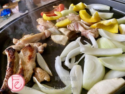 除夕在家烤肉吃魚 / CNY Eve BBQ at home & fish