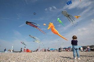Dieppe International Kite Festival