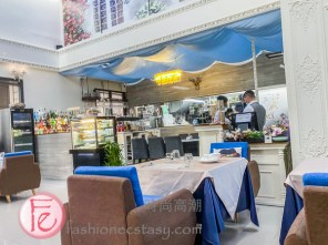 安唐帝諾義式餐廳環境 / Andantino Italian Restaurant Environment