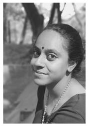 Radhika Prasidhha, director of BEGUM PARVATHI