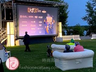 ICFF (Italian Contemporary Film Festival)'s 10th Anniversary Open Air Cinema at Ontario Place's Trillium Park / ICFF意大利當代電影節在安大略廣場的Trillium Park公園舉辦露天電影院慶祝10週年